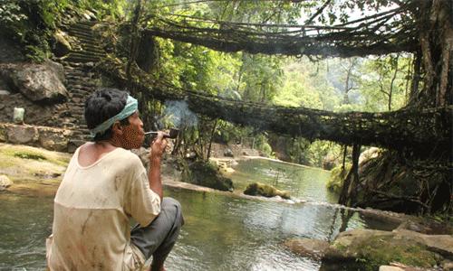 Meghalaya-Getting Acquainted With