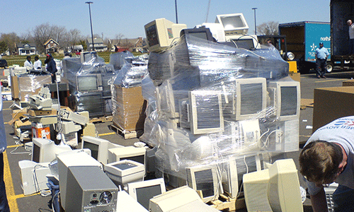 Why is E-waste the new global challenge