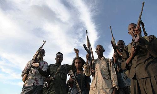 Pirates of Somalia- A legit story
